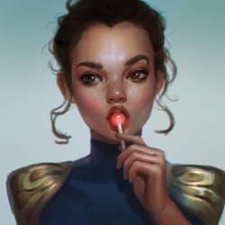 Lollipop by Lagunaya