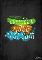 My dream by animal193