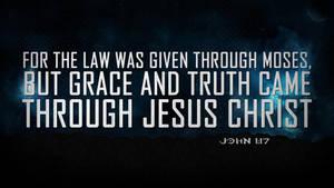 John 1:17 by Xiphos71
