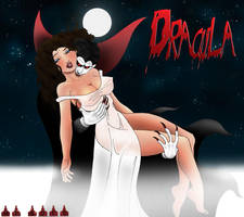 Mr Gold: Dracula by William-Gold