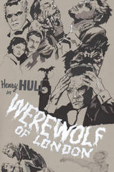 Werewolf Of London Poster by monstercola