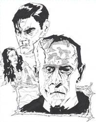 Frankenstein2013 by monstercola