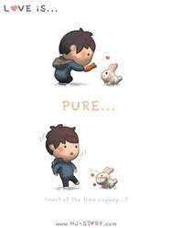 Love is ... Pure by hjstory