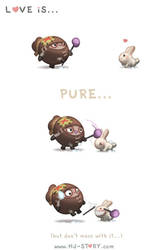 Love is... Pure (pt. 2) by hjstory