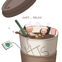 Just relax... by hjstory
