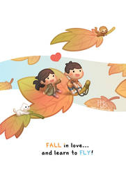 Fall and Fly by hjstory