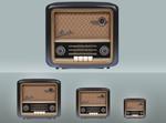 Bush Radio Icons by art3h