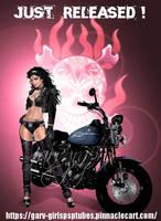bikerchick3 by GARV23