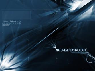NATUREvs.TECHNOLOGY by mtFr0st