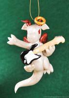 Rockin' Angel Dragon by HowManyDragons