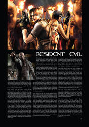 Resident Evil by dead-wish