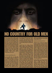 No Country for Old Men by dead-wish