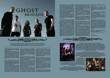 Ghost Brigade by dead-wish