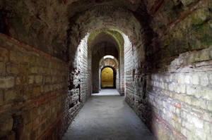 Underground corridor by irrlicht71