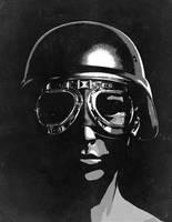 Dark Soldier by hiddenmoves