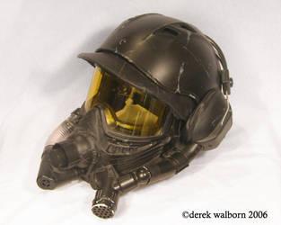 Black Mask by DerekWalborn
