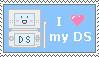 Nintendo DS stamp by kuribohspirit