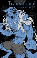 Monster Typography: Werewolf by JessicaSafron