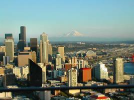 Seattle, WA by craftywench-nh