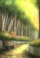 Walk in the park by TomTC