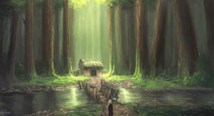 The Enchanted Place by TomTC