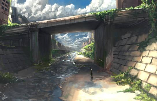 Under The Bridge by TomTC