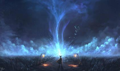 Cosmic Resonance by TomTC