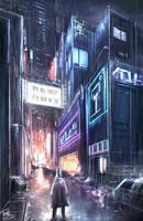 Virtual Solitude by TomTC