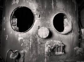 Cisterns have eyes by Zhen-Yang