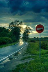 Closed Way to Heaven by Radiatr