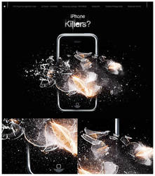 iPhone Killers by dr4oz