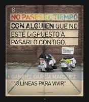 13 LINEAS PARA VIVIR by dr4oz