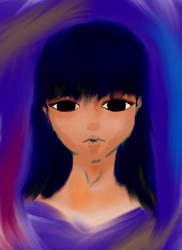Eree Morae blurred lines by RenaMorae