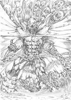 Spawn rage by GadrielX