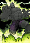 Ultimate Hulk by GadrielX