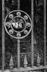Cemetery Gates by VelesPhotos