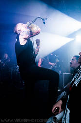 Combichrist, O2 ABC, Glasgow, 30/06/2016 by VelesPhotos