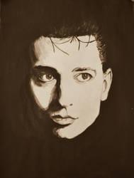 Alan Wilder by DashaPrecious