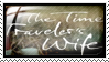 The Time Traveler's Wife stamp by LieutenantKer