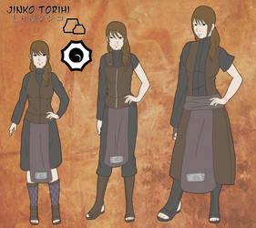 Jinko Torihi by LieutenantKer
