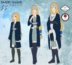 Sayuri Yuugiri by LieutenantKer