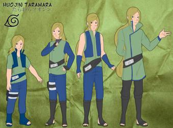 Huojin Tarawara by LieutenantKer