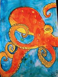 Octopus by LieutenantKer