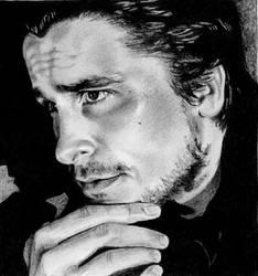 Christian Bale by LisaWP