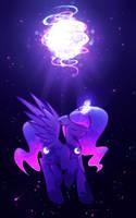 Raise the Moon by NovaBytes