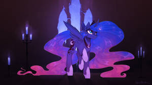 A Midnight Wander by NovaBytes