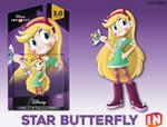 Disney Infinity Idea - Star Butterfly by joltzen