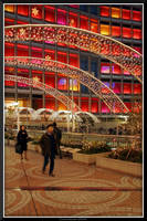 Shinjuku Odakyu Light-up by jasebase