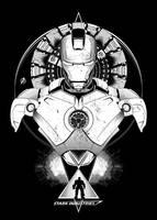 The Avengers: Iron Man by DK-Studio