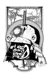 Samurai by DK-Studio